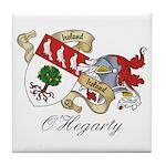 O'Hegarty Family Sept Tile Coaster