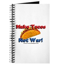 Make Tacos, Not War! Journal