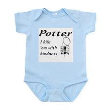 Potter. Kiln em sketch Infant Creeper