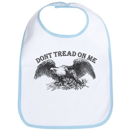 DONT TREAD ON ME Bib