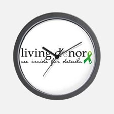 Cute Kidney transplant Wall Clock