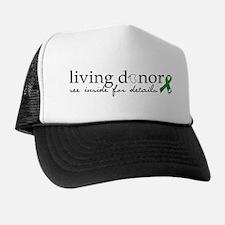 Unique Organ donor Trucker Hat