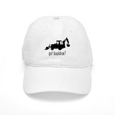 Backhoe 2 Baseball Cap
