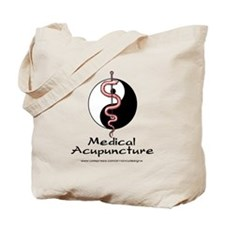 Medical Acupuncture Tote Bag