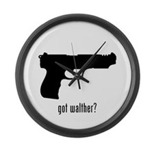 Walther Large Wall Clock