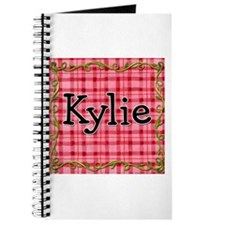 Little Ladybugs Red Plaid Journal