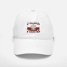 Polska Flag / Poland Coat of Baseball Baseball Cap