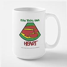 Echo Techs Have Heart Large Mug