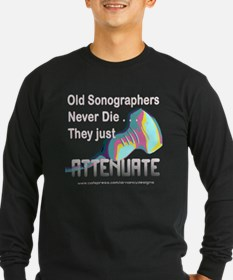 Old Sonographers Never Die T
