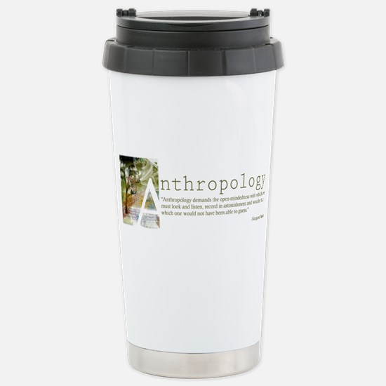 Cute Anthropology Travel Mug