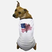 America Soaring Again Dog T-Shirt