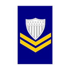 Petty Officer Second Class Sticker 2