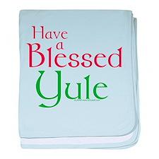 Blessed Yule Infant Blanket
