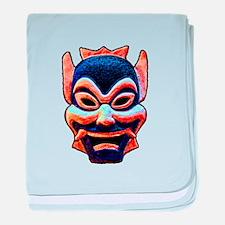 Spirit Mask Infant Blanket