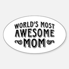 Awesome Mom Decal