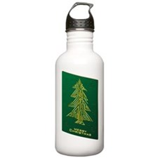 Merry Christmas - Geek Stainless Water Bottle 1.0L