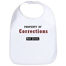 Property of NJ Corrections Bib