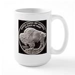 Silver Buffalo Large Mug