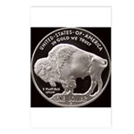 Silver Buffalo Postcards (Package of 8)