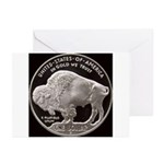 Silver Buffalo Greeting Cards (Pk of 10)
