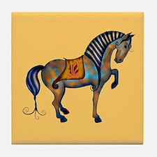 Tang Horse #2 Tile Coaster