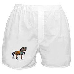 Tang Horse #2 Boxer Shorts