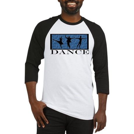 Dance Styles Trio Baseball Jersey