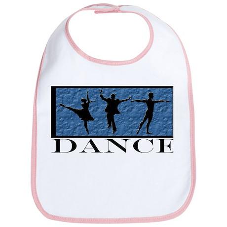 Dance Styles Trio Bib