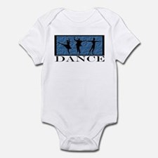Dance Styles Trio Infant Creeper