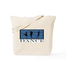 Dance Styles Trio Tote Bag