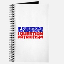 Question Patriotism Journal