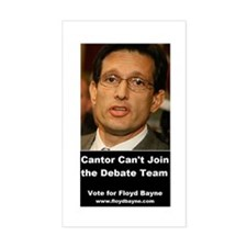 Funny Eric cantor Decal