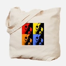 Four Color Sig Tote Bag