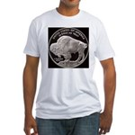 Silver Buffalo-Indian Fitted T-Shirt