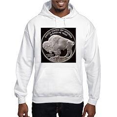 Silver Buffalo-Indian Hoodie