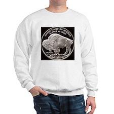 Silver Buffalo-Indian Sweatshirt