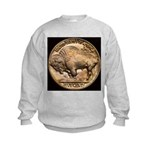 Nickel Buffalo Kids Sweatshirt