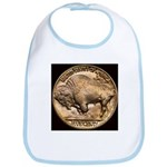 Nickel Buffalo Bib