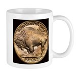 Nickel Buffalo Mug