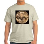 Nickel Buffalo Light T-Shirt