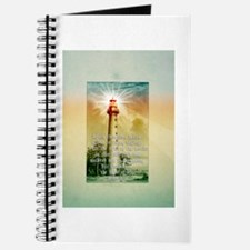 Cute Jesus is the lighthouse Journal