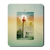 Lighthouse christian Classic Mousepad