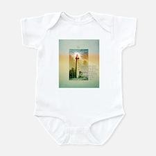 Cute Sandy hook lighthouse Onesie