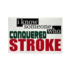 I Know Someone Who Conquered Stroke Rectangle Magn
