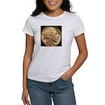 Nickel Indian-Buffalo Women's T-Shirt
