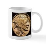 Nickel Indian Head RH Mug