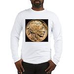 Nickel Indian Head Long Sleeve T-Shirt