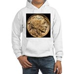 Nickel Indian Head Hooded Sweatshirt