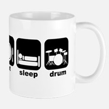 Eat Sleep Drum Eat Sleep Drum Mug