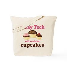 Funny X-Ray Tech Tote Bag